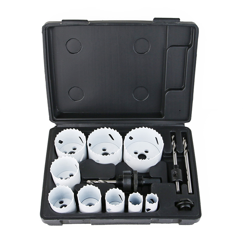 13pc Bi-metal Hole Saw Kit