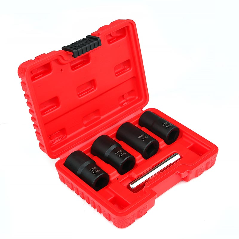 5pc Bolt Nut screw Extractor Set